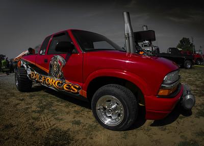 Missouri  State  Fair  Pull  2015